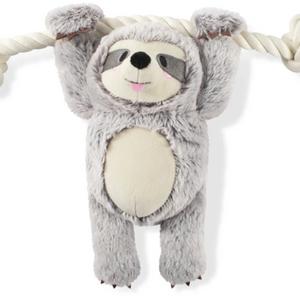 Girly Sloth on Rope