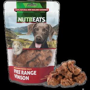 Nutreats Freeze Dried - Free Range Venison
