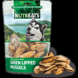 Nutreats Freeze Dried - Green Lipped Mussel