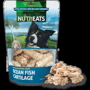 Nutreats Freeze Dried - New Zealand Ocean Fish Cartilage