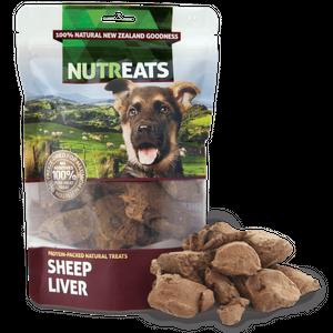 Nutreats Freeze Dried - Sheep Liver