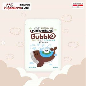 Pupeedermcare - Pupeederm Bubble 2in1 Shampoo + Spa - Trouble Care Lavender