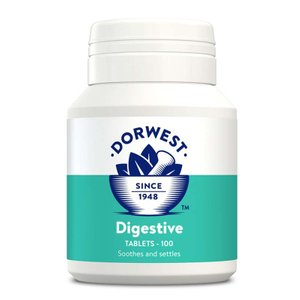 DORWEST - Digestive Tablets For Dogs And Cats
