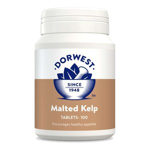 DORWEST - Malted Kelp Tablets For Dogs And Cats