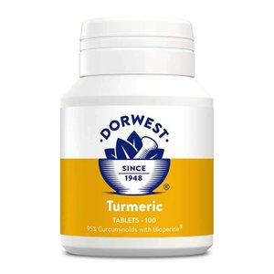DORWEST - Turmeric Tablets For Dogs And Cats