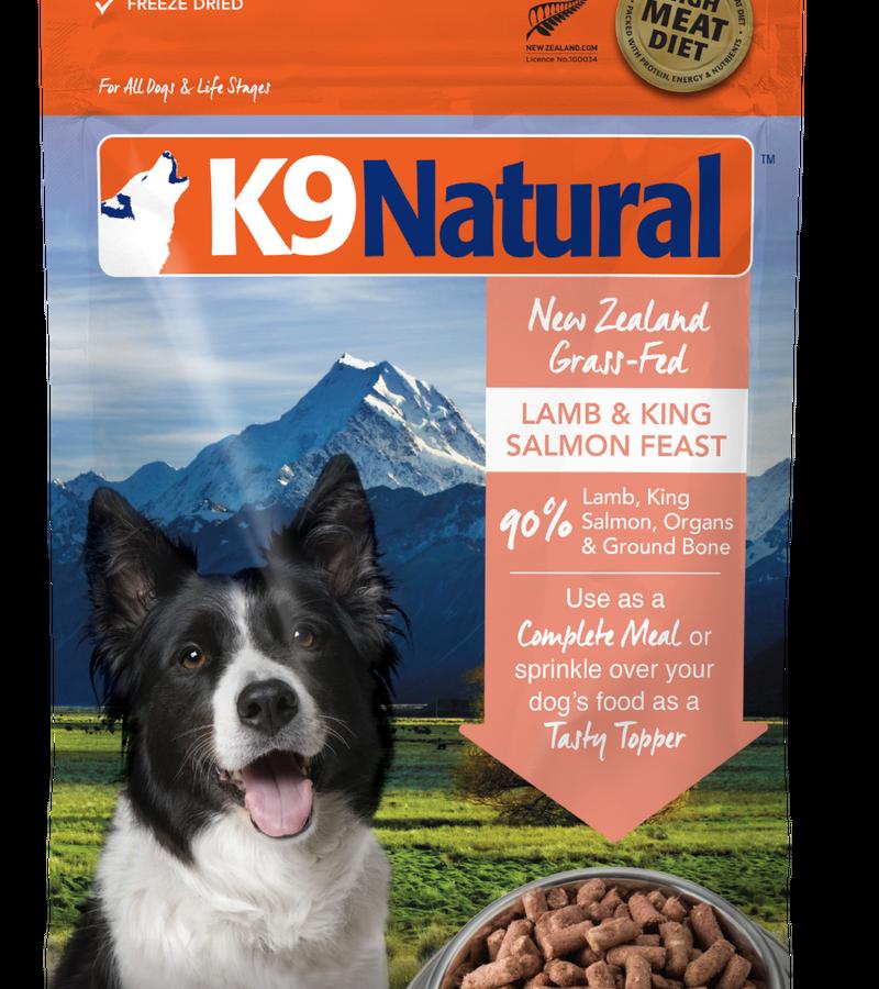 K9 Natural Freeze Dried Lamb & Salmon