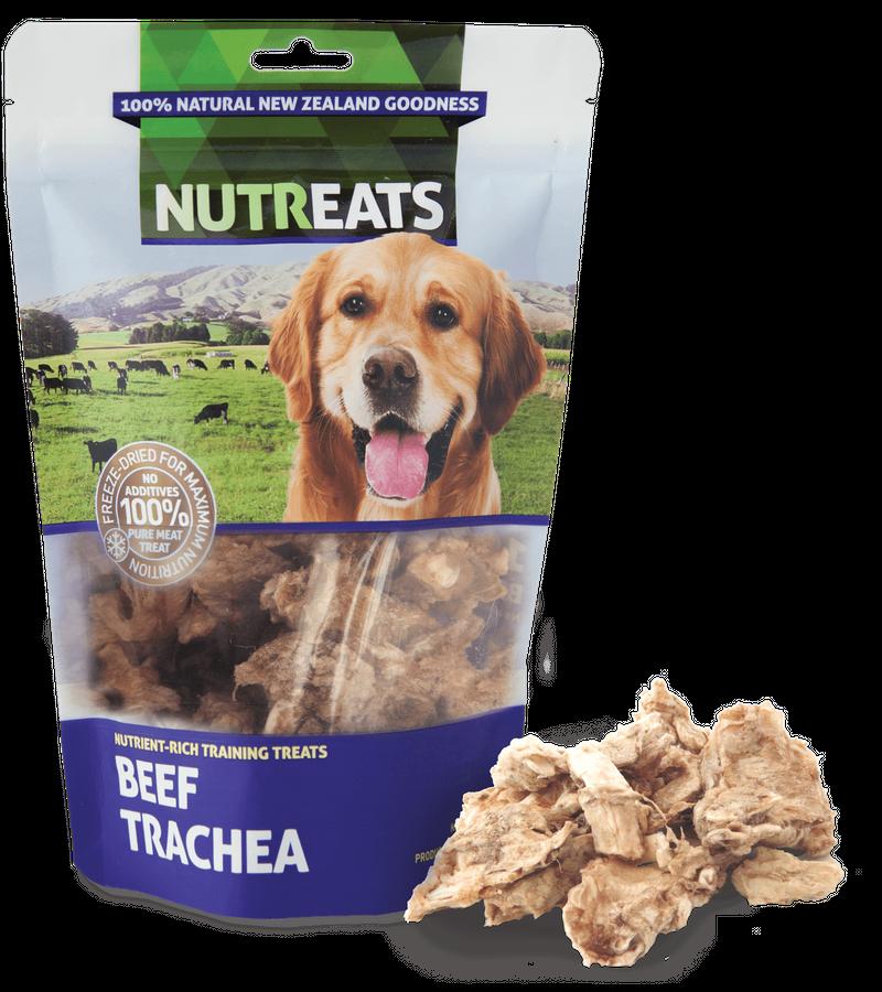 Nutreats Freeze Dried - Beef Trachea