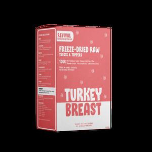 Pawspiracy - Freeze Dried Free Range Turkey Breast