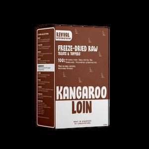 Pawspiracy - Freeze Dried Wild Caught Kangaroo Loin
