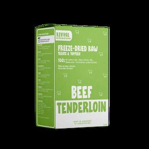 Pawspiracy - Freeze Dried Beef Tenderloin