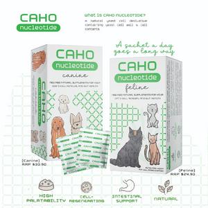 CAHO Nucleotide (Canine/Feline)