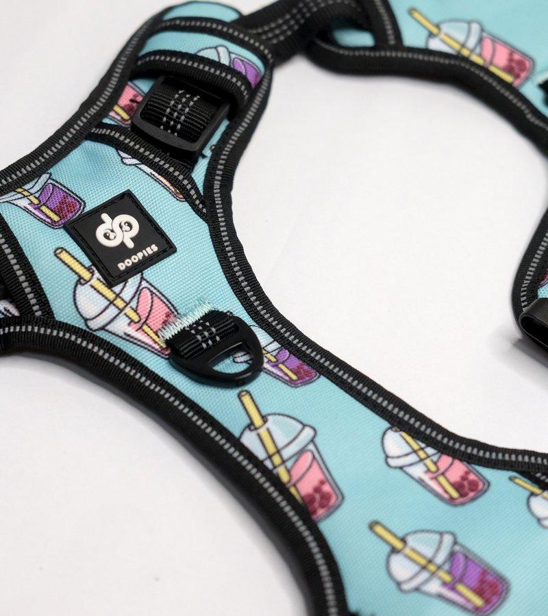 Doopies Bubble Tea No-Pull Harness
