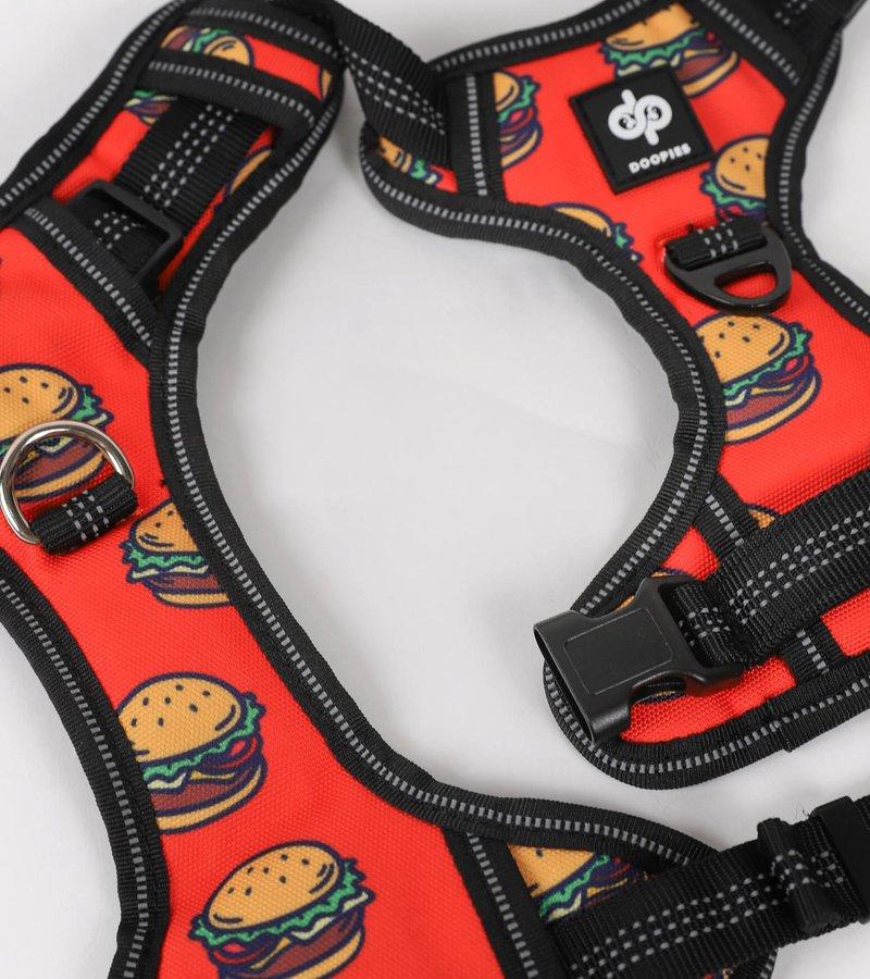 Doopies Burger No-Pull Harness