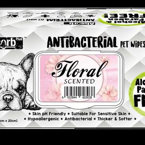 Absorb Plus Pet Wipes