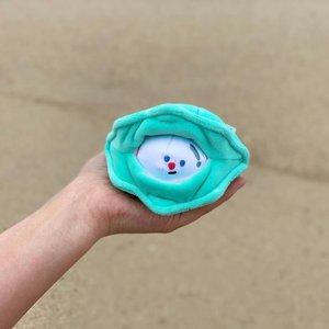 My Fluffy -  Seashell & Pearl