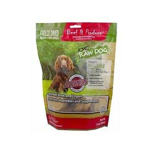 OC Raw Dog Freeze Dried Raw Sliders For Dogs