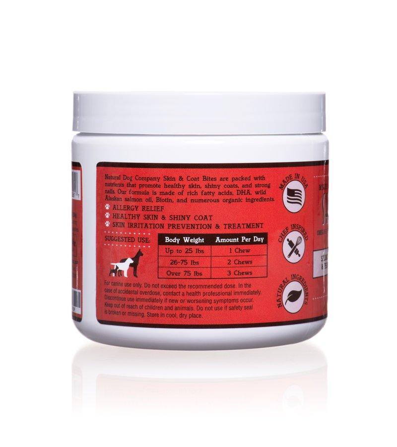 Natural Dog Company Skin & Coat Supplement