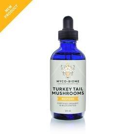 ADORED BEAST (MYCO-BIOME) TURKEY TAIL MUSHROOMS 125ML