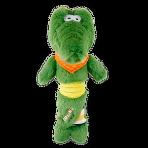 Gigiwi plush dog toy with squeaker inside
