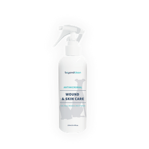 Beyond Clean Antimicrobial Wound & Skin Care