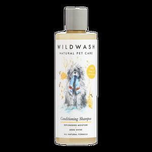 WildWash PET Conditioning Shampoo 250ml
