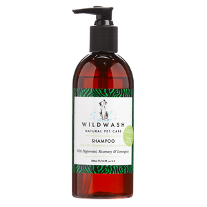 WildWash PRO Shampoo for Deep Cleaning and Deodorising 300ml