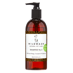 WildWash PRO Fragrance  Shampoo 300ml