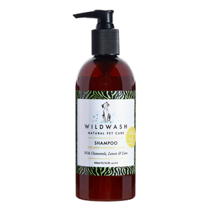 WildWash PRO Shampoo for Light Coloured Coats 300ml