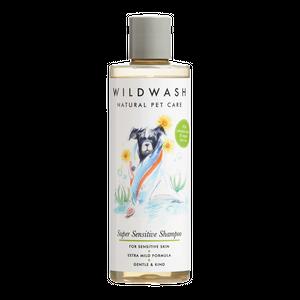 WildWash PET Super Sensitive Shampoo 250ml