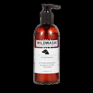 WildWash PRO Anti Flea Shampoo 300ml