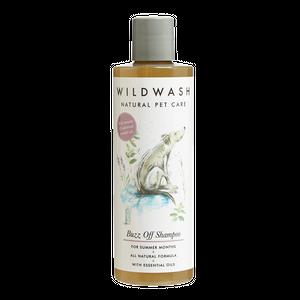 WildWash PET Buzz Off Shampoo 250ml