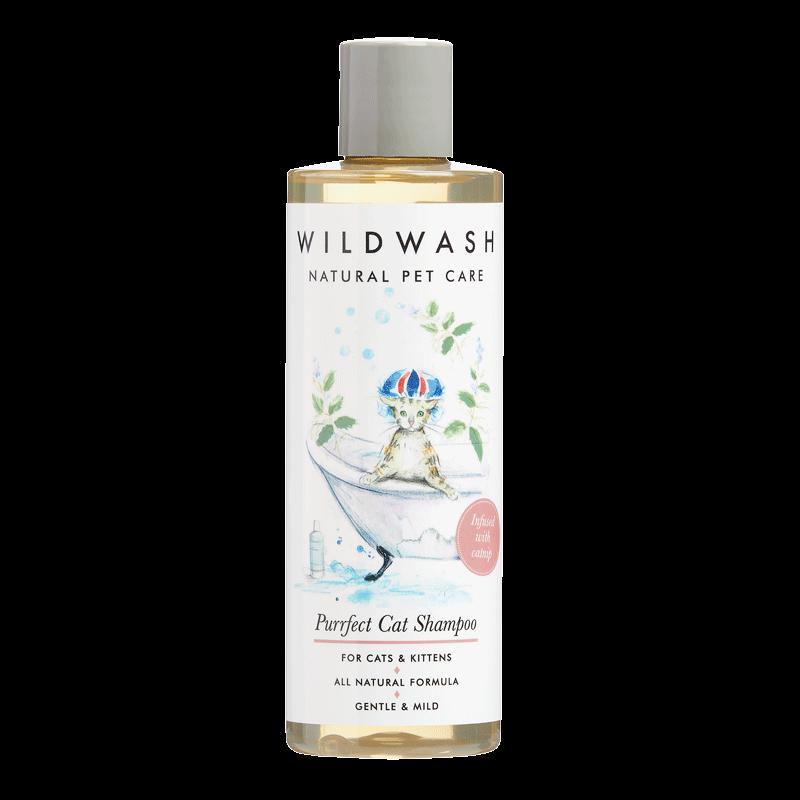 WildWash PET Purrfect Cat Shampoo 250ml