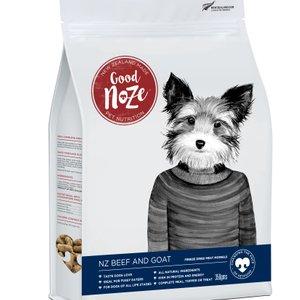 Good Noze: Barkley – Freeze Dried NZ Beef and Goat