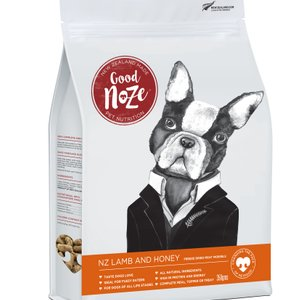 Good Noze : Winston – Freeze Dried NZ Lamb and Honey