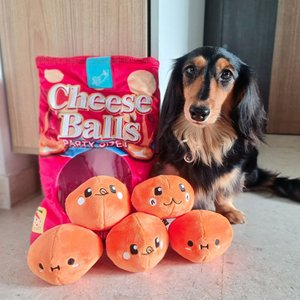 Cheese Balls Party Size