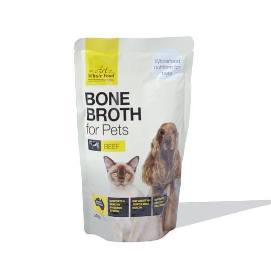 The Art of Whole Food - Bone Broth