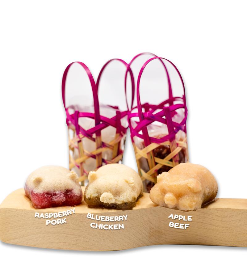 [Mid Autumn]  Piglets in Basket