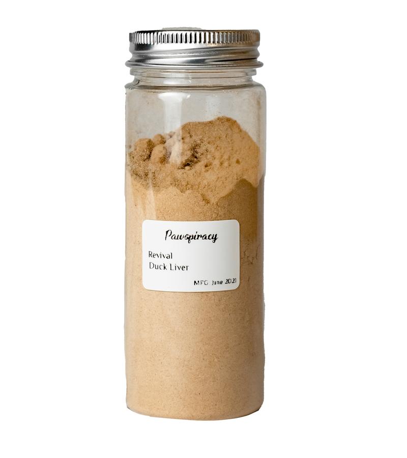 Pawspiracy Freeze Dried Duck Liver