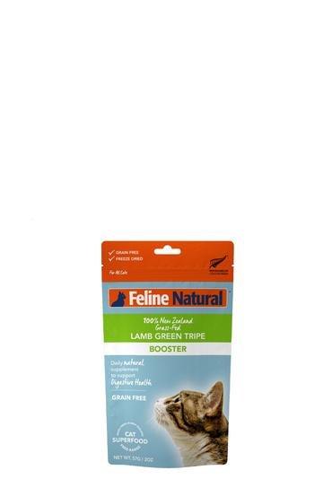 Feline Natural Freeze Dried Lamb Tripe Booster