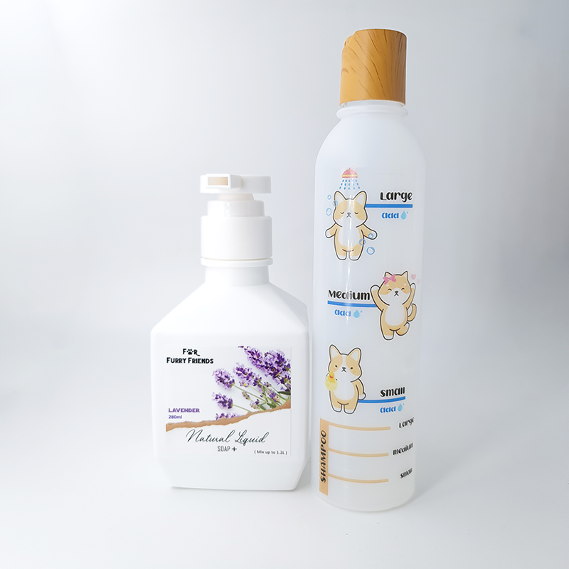 For Furry Friends Natural Liquid Soap ( Shampoo for Dogs)
